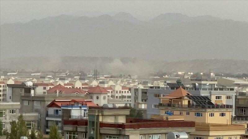Kabil'de havaalanı bölgesinde bombalı saldırılar