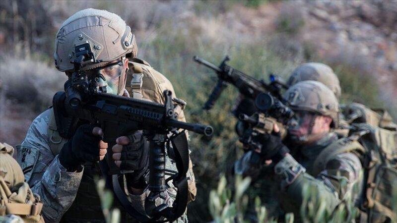 MİT ve TSK'dan ortak operasyon: 3 PKK/KCK'lı etkisiz…
