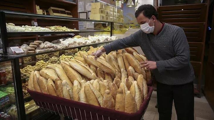 'Kovid-19 aşısı olmayanlara ekmek verilmeyeceği' iddiasına yanıt