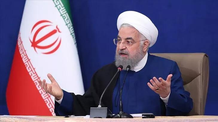 Ruhani: Bazı gerçekleri ulusal birliğe zarar vermesinden korktuğum için açıklamadım