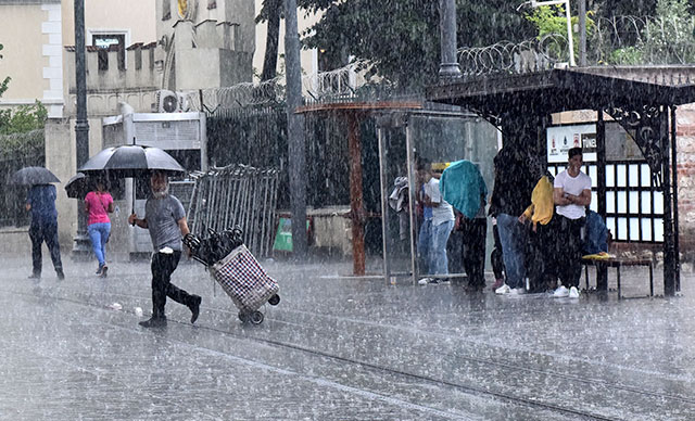 Batı Karadeniz için 'sel' uyarısı