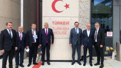 Cumhurbaşkanı ile Amerika'ya giden Burkay'dan Bursalı ihracatçıya çağrı