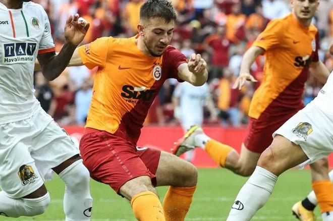 Galatasaray kendi evinde Alanyaspor'a yenildi