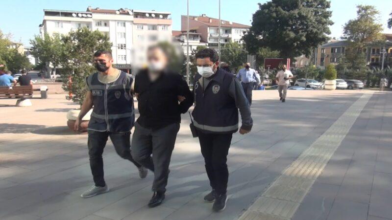 14 ilde 53 suç kaydı var! Bursa'da yakalandı…