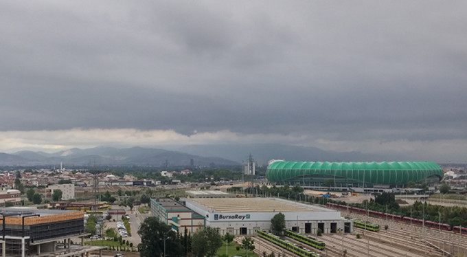Haftanın ilk gününde Bursa'da hava nasıl olacak?