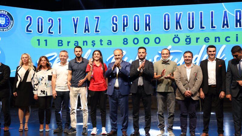 Spor artık Bursa'da bir yaşam biçimi