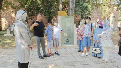 Bursa'yı 'engelsiz turizm'le keşfediyorlar