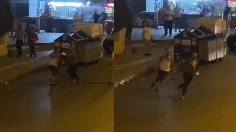 Dehşete düşüren olay! Defalarca bıçakladı, sokak ortasında kovaladı