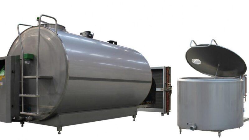 Mali destek programı kapsamında süt soğutma ve depolama tankları satın alınacak