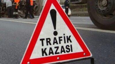 Bursa-Ankara yolunda kaza nedeniyle ulaşımda aksama yaşandı
