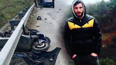 Yalova-Bursa yolunda feci kaza! Hayatını kaybetti