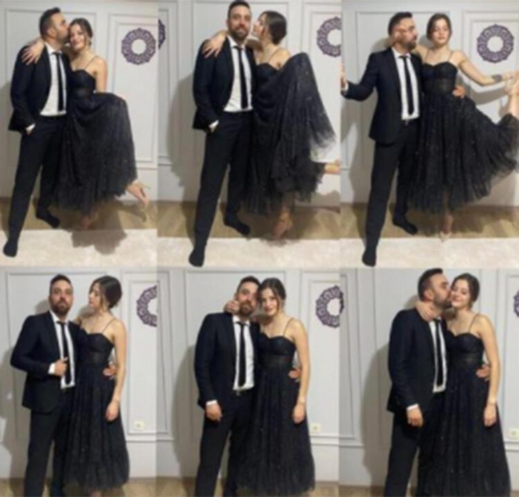 Bursasporlu eski futbolcu evlilik yolunda ilk adımı attı!