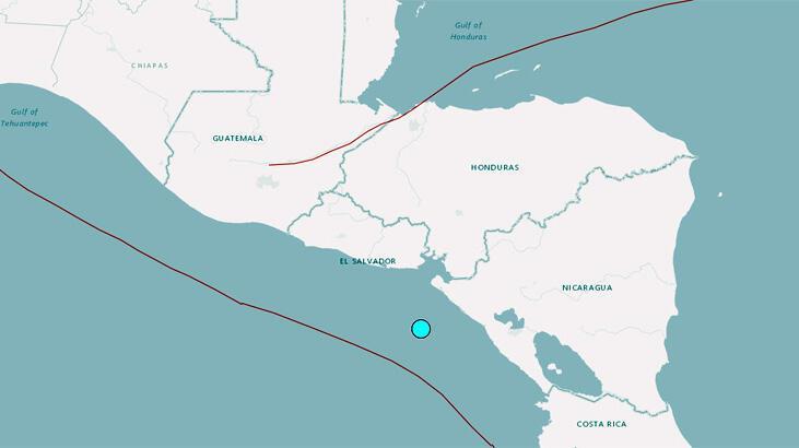 6.5 büyüklüğünde deprem