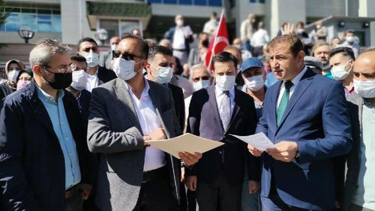AK Parti'den CHP Etimesgut İlçe Başkanı Emir hakkında suç duyurusu