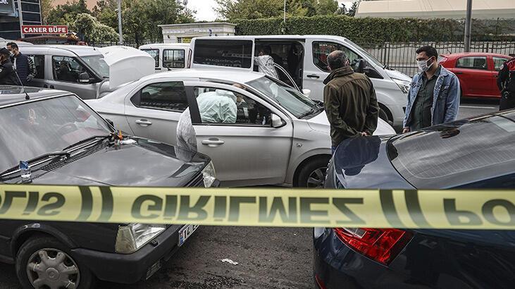 Ankara'da bir kişiye aracında silahlı saldırı