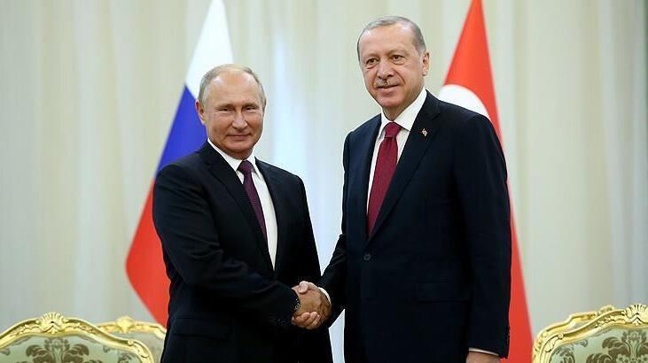 Kremlin'den Putin-Erdoğan görüşmesi için açıklama