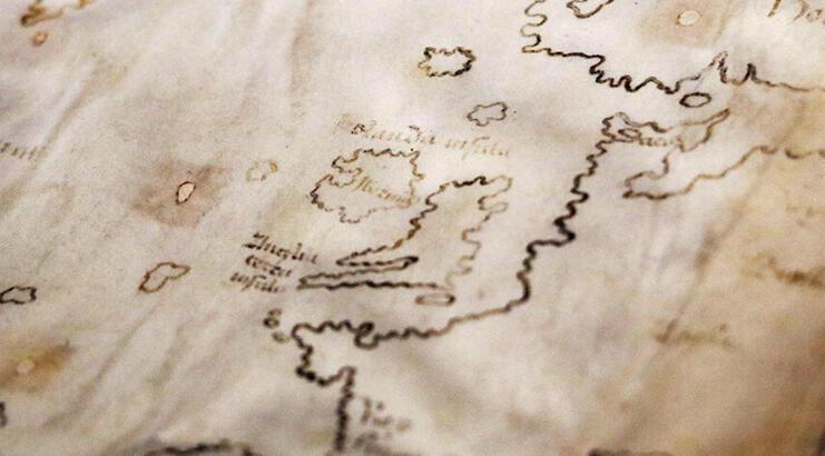 """Ünlü Viking haritasının gizemi çözüldü: """"Gerçek değil"""""""