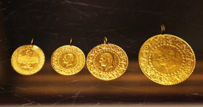 Altının kilogramı 483 bin liraya geriledi