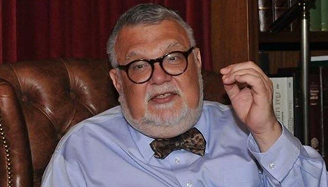 Prof. Dr. Celal Şengör'e cinsel taciz tepkisi