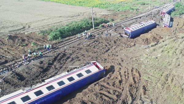 Çorlu'daki tren kazasında rekor tazminat
