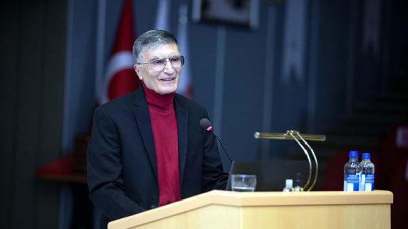 Prof. Dr. Aziz Sancar yeni araştırmasını açıkladı