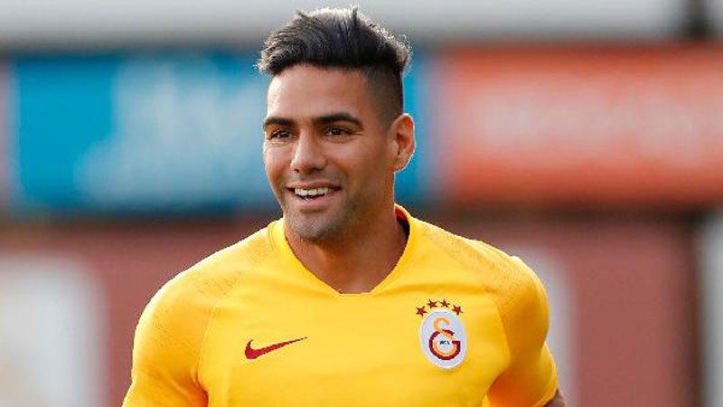 Galatasaray'da Falcao ile yollar ayrıldı