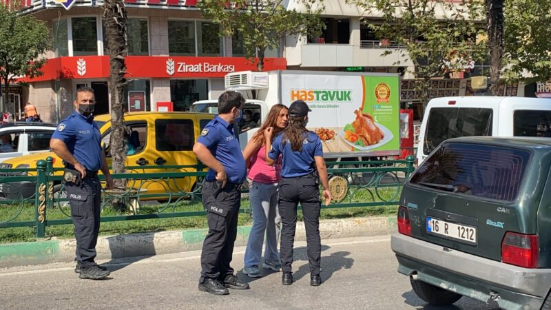 Bursa'da market hırsızlığı kanlı bitti!