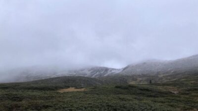Kış erken geldi! Uludağ'a ilk kar