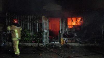 Bursa'da korkutan yangın! Gece yarısı büyük panik
