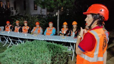 Bursa'da mahallenin gönüllü kurtarıcıları her zaman göreve hazır