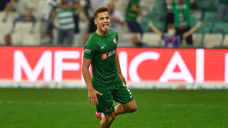 Batuhan Kör: Bursaspor benim tutkum