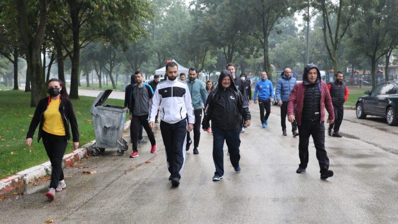 Bursa İnegöl'de Avrupa Hareketlilik Haftası etkinlikleri başladı