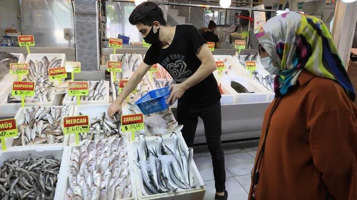 Akdeniz'de av yasağı sonrası balık fiyatlarının yüzde 50 düşmesi bekleniyor