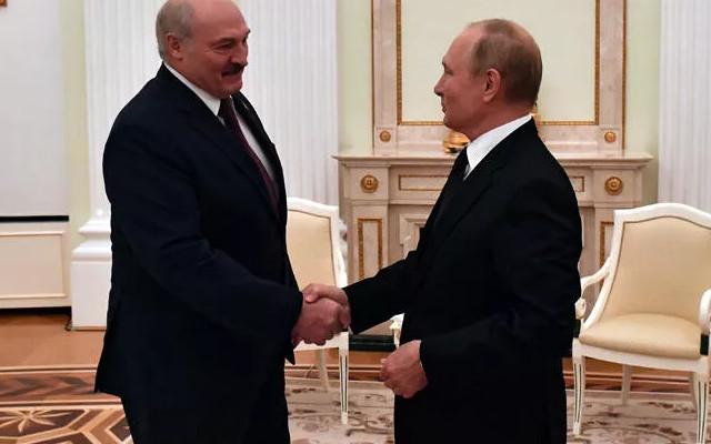 Putin duyurdu! Rusya ve Belarus anlaştı