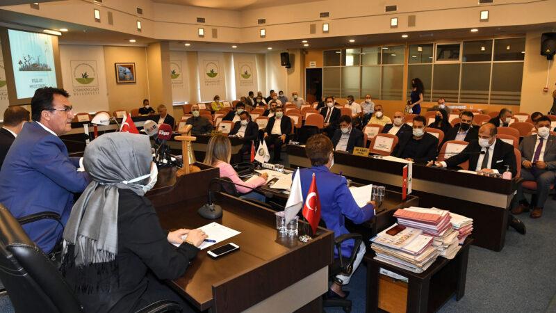 Dündar: '136 Mahallede 160 Şantiyemiz Var'