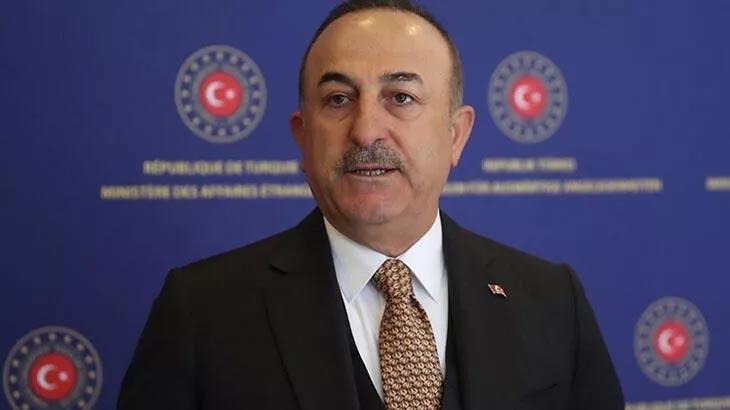 Dışişleri Bakanı Çavuşoğlu, Katarlı mevkidaşıyla Afganistan'ı görüştü