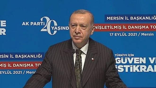 Cumhurbaşkanı Erdoğan: Dağıttıkları vaatlerin altında ezildiler