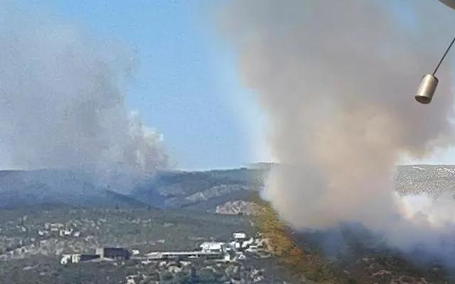 9 ilde çıkan yangınlarla ilgili flaş açıklama