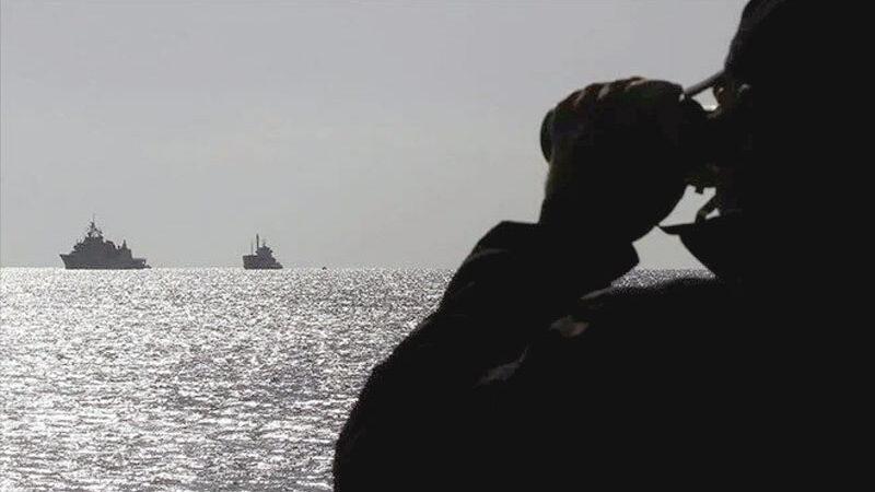 Ege'de NAVTEX gerilimi: Girersen müdahale edilecek