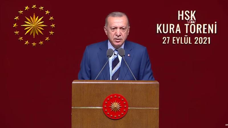 Cumhurbaşkanı Erdoğan'dan yeni yargı paketine ilişkin açıklama…