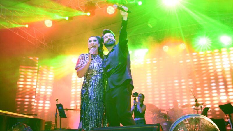 Kestel 7. Geleneksel Balkan Panayırı, Işın Karaca Konseri ile başladı