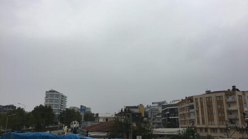 Bursa'da hava karardı! Beklenen gelişme…