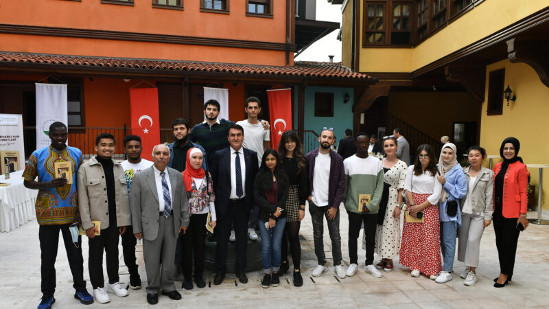 Bursa'da tarihi yapı eğitim merkezi oldu