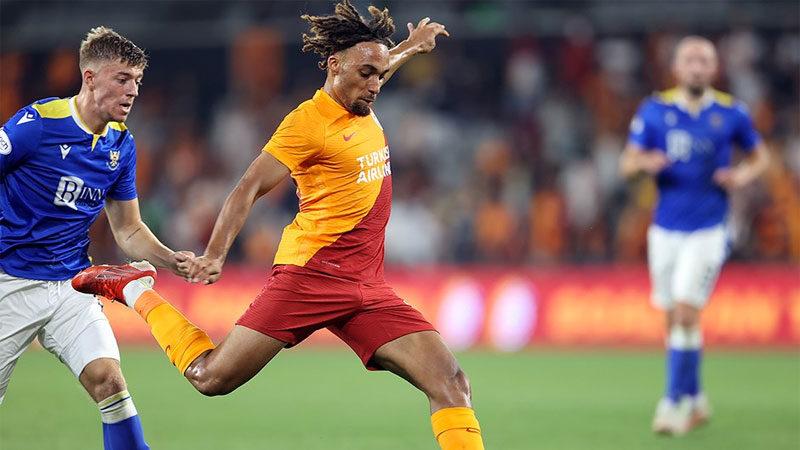 Galatasaray'a Sacha Boey müjdesi