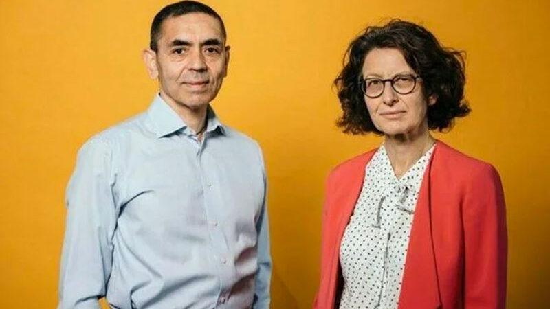 Almanya'nın büyük bilim ödülü BioNTech bilim insanlarına verildi