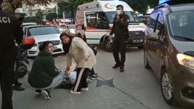 Yer: Bursa… Annesinin başında gözyaşı döktü