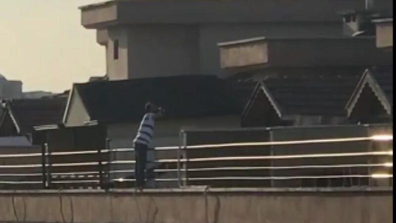 Bursa'da intihar girişimi!