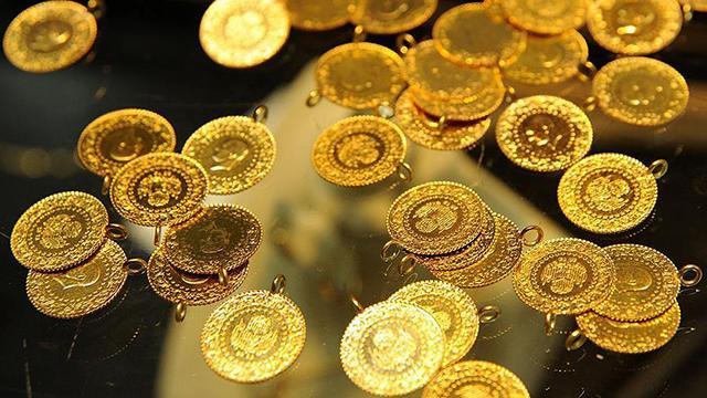 Gramajı ile oynanmış altınlara el kondu
