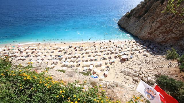 Antalya'ya turist akını: 9 ayda 6 milyon kişi…