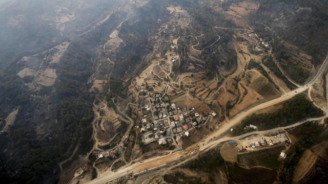 Yangınlardan etkilenen abonelerin su borcu silindi